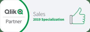 Qlik sales 2019
