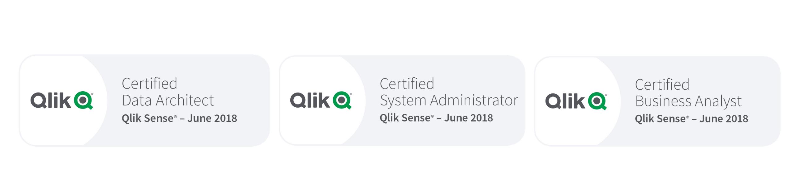 Qlik project certified