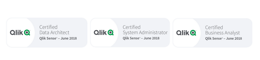 Qlik certifications
