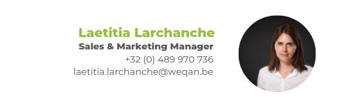 Laetitia Larchanche consultant Qlik